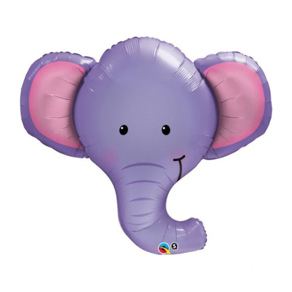 Globos elefante, divertidos para Baby Shower